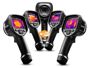 多了1000元,功能大升级-FLIR菲力尔EX-XT新品热像仪隆重上市