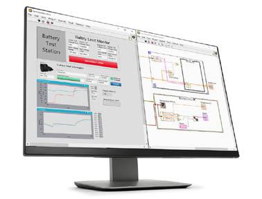 NI LabVIEW 2019虚拟仪器软件