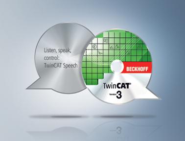 倍福TwinCAT Speech 软件:语音输入和输出功能简化设备操作和维护