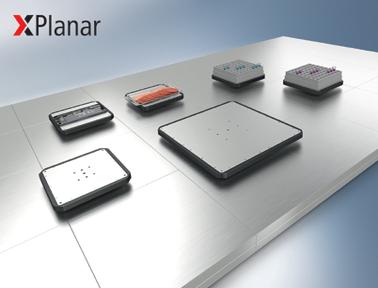 倍福飞行运动:倍福推出XPlanar平面磁悬浮输送系统