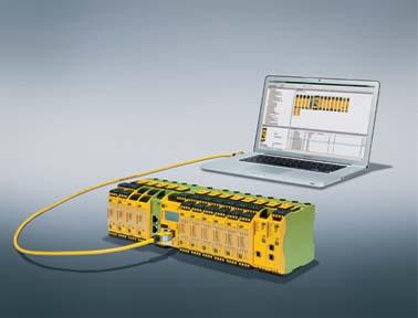 皮尔磁PNOZmulti 2可配置控制系统