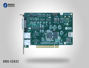 雷赛EtherCAT总线通用运动控制卡DMC-E3032