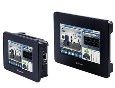 UniStream® 7″ 内置PLC+HMI一体机