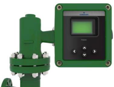 艾默生 Fisher™ FIELDVUE™ DLC3100 SIS 数字液位控制器 (DLC)