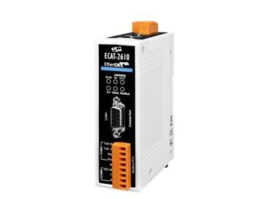 泓格智能电表网关新产品上市: ECAT-2610-DWEtherCAT转Modbus RTU及泓格智能电表网关