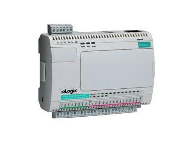 Moxa ioLogik E2200 系列智能以太网远程 I/O