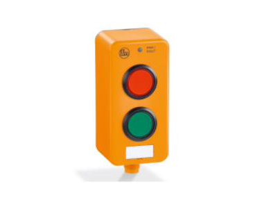 易福门AS-i接口且具备指示灯的按钮模块,M12接口,连接灵活