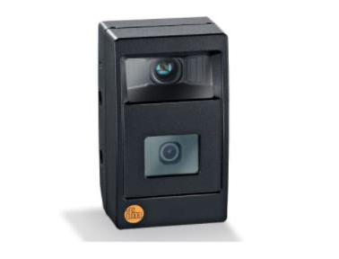适用于移动机器的易福门3D/2D摄像头