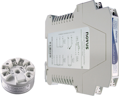 NOVUS-HART温度变送器-TxIsoRail-HRT