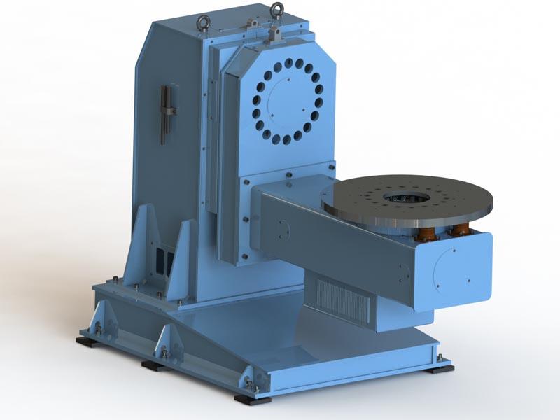 DSL-双轴L型变位机