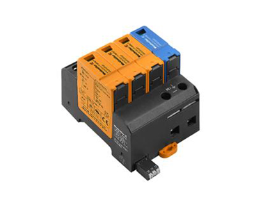 魏德米勒电涌保护器新品介绍及应用