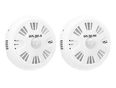 泓格亮度/温度/湿度传感器模块新品上市: iSN-201-E/iSN-201-WF