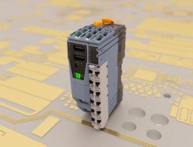 贝加莱推出新的Compact-S PLC 储存容量翻倍