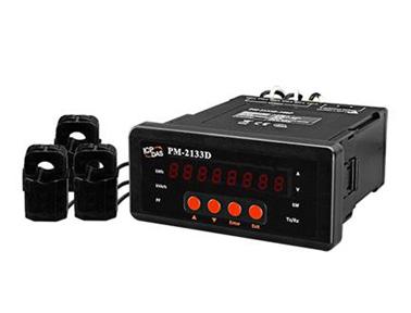 泓格显示型三相智能电表新产品上市: PM-2133D-100P
