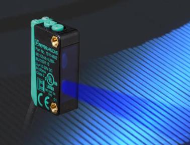 新品发布 | 倍加福首发蓝光型ML100系列光电传感器,为电子行业注入新势力