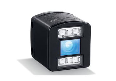 用于安装在保护面板后面的3D传感器和相机