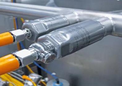 G 1/2压力传感器,卫生型小管道的理想之选
