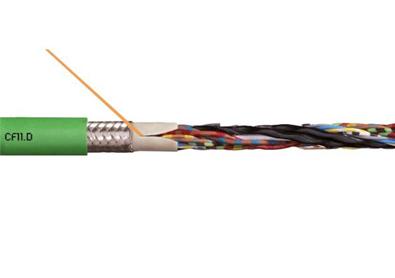 chainflex 高柔性测量系统电缆CF11.D