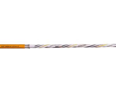 chainflex 高柔性伺服电缆CF270.UL.D