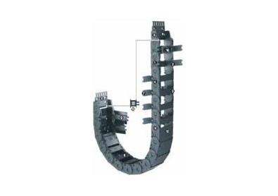2450系列-半封闭拖管, 可沿内径方向打开