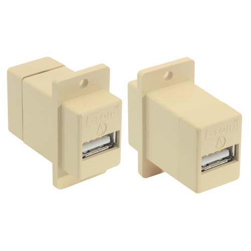 L-com USB 耦合器  ECF504-UAA