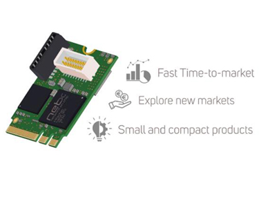 小卡,功能强大– M.2格式的工业通讯
