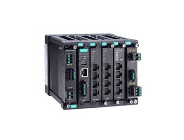 Moxa MDS-G4012 系列 | 网管型工业以太网交换机