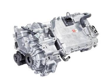 纬湃科技高度集成的电动轴驱系统EMR3