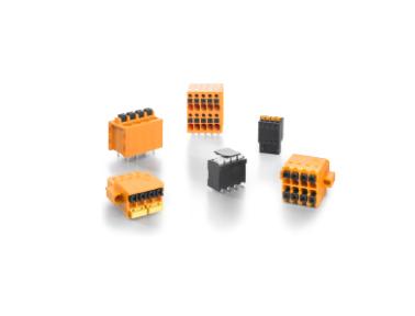 魏德米勒PCB接线端子和接插件——为您的设备设计提供高性能组件和独有的设计服务