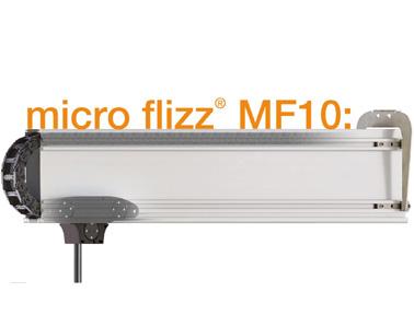易格斯模块化设计的预配置系统 micro flizz