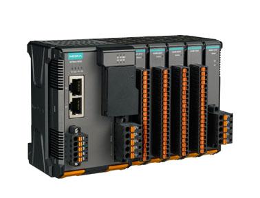 Moxa ioThinx 4533-LX-T 模块化控制器