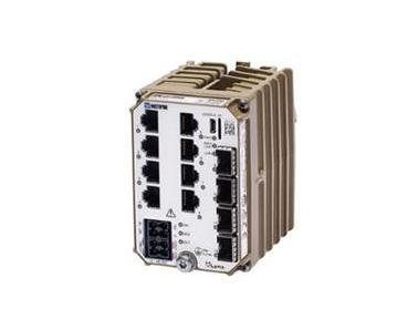 威斯特摩Lynx 5512高性能工业以太网交换机