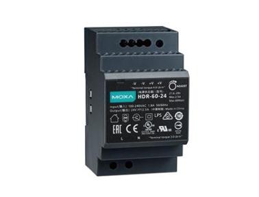Moxa HDR-60-24 电源系列