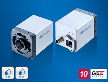 堡盟LXT万兆网光纤接口相机