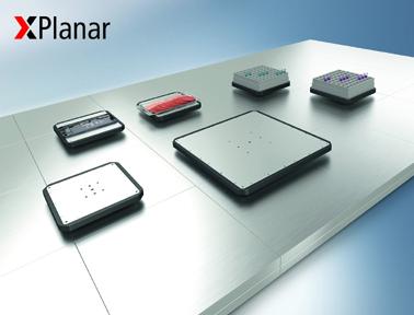 倍福平面磁悬浮输送系统 XPlanar