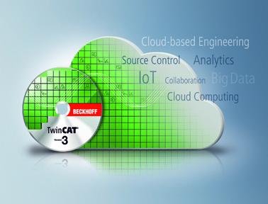 倍福在云端的智能工程平台 TwinCAT Cloud Engineering