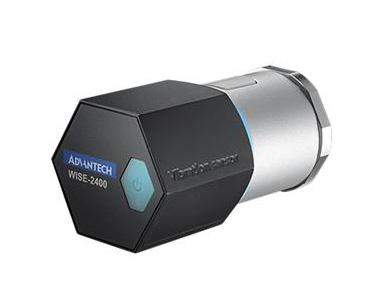 研华LoRaWAN智能振动温度传感器WISE-2410