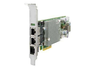 研华全新的10GigE 万兆视觉图像采集卡PCIE-1181/PCIE-1182