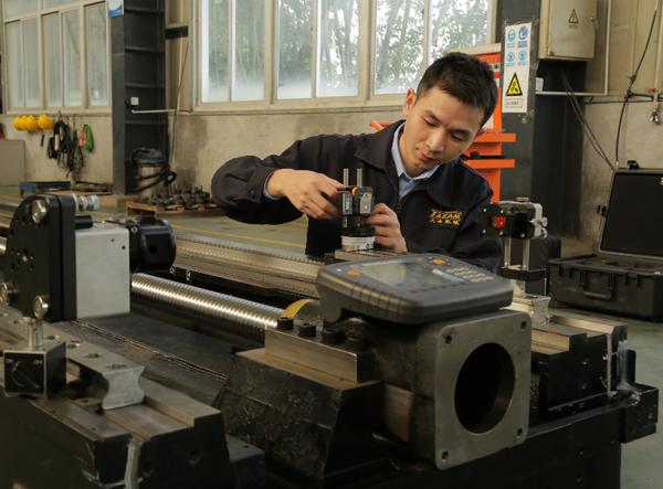 精密机床制造商必备的校准工具