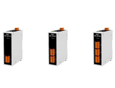 泓格Modbus TCP/UDP转RTU/ASCII网关新品上市:GW-2200i 系列