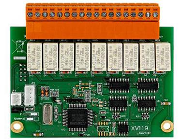 泓格继电器输出扩充卡新品上市:XV119