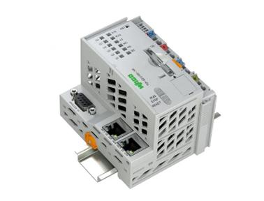 智能楼宇 | PFC200 BACnet/IP控制器让通信更方便