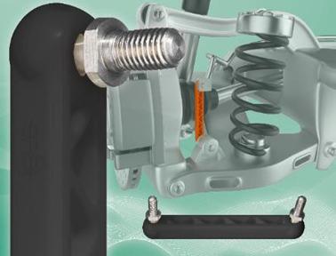 igus新型弹性连杆:使用寿命更长
