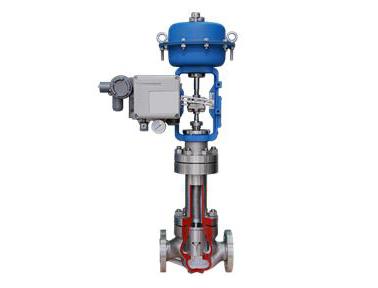 中控技术LN85W系列波纹管调节阀