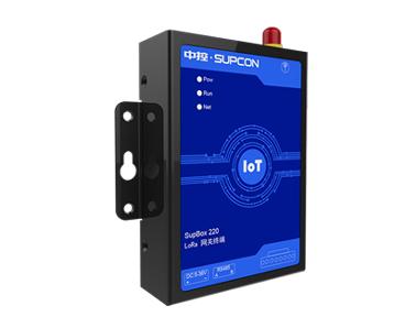 中控技术SupBox 210系列 LoRa无线数传终踹