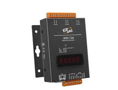 泓格Modbus数据集中器新品上市:MDC-714i