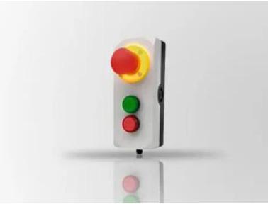 倍加福新型 AS-i 按钮盒,轻松集成,兼具灵活性和安全性