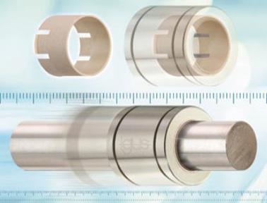 高精度、高刚性:用于光轴的新型drylin直线轴承
