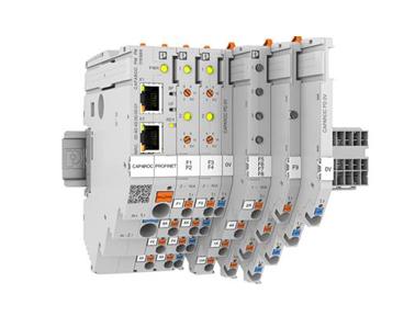 菲尼克斯CAPAROC组合式智能电子断路器