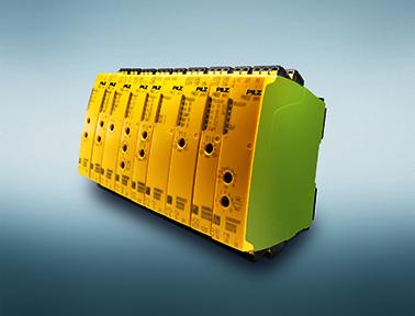 皮尔磁myPNOZ模块化安全继电器